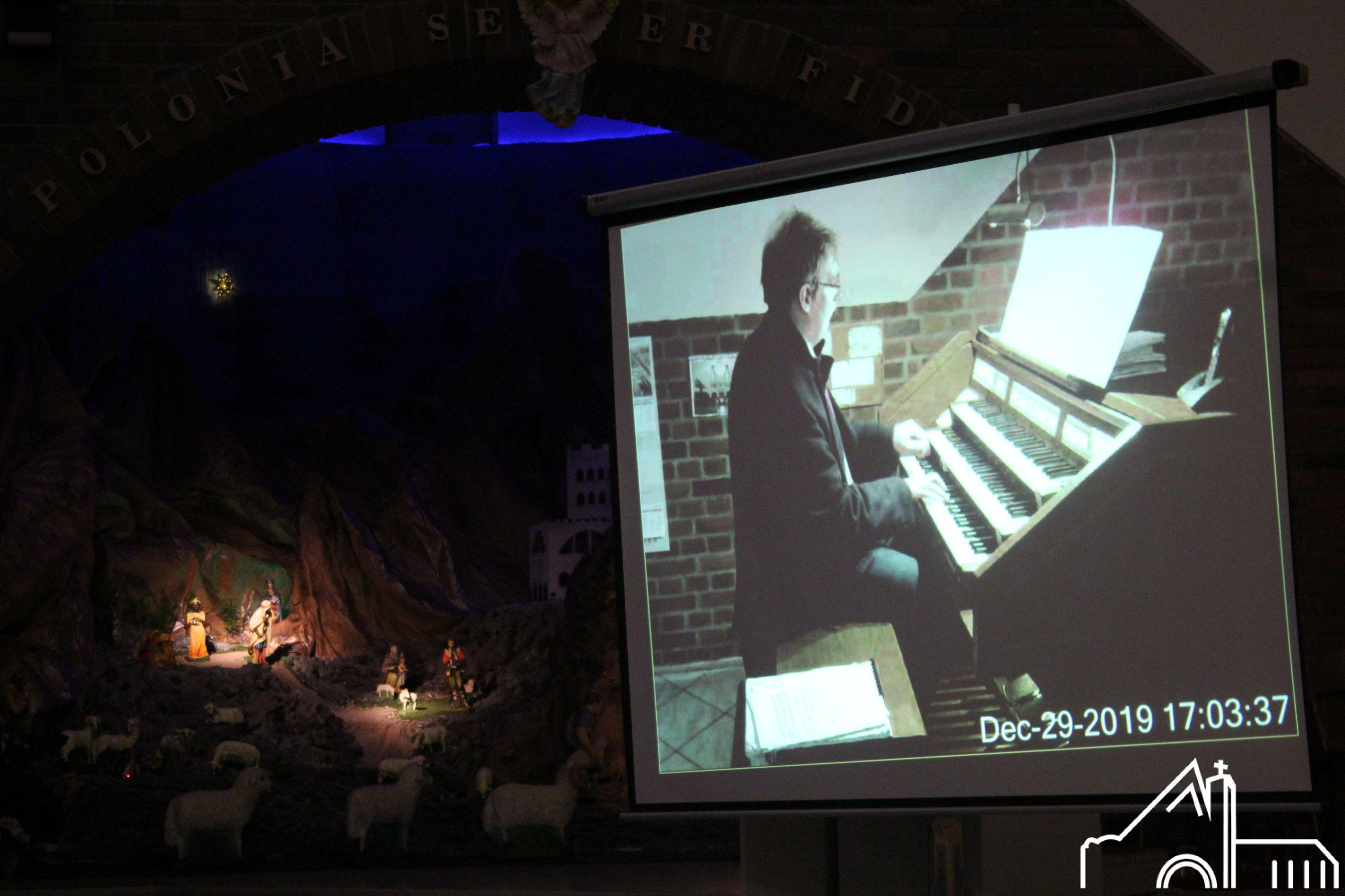 29 XII 2019 – II koncert organowy