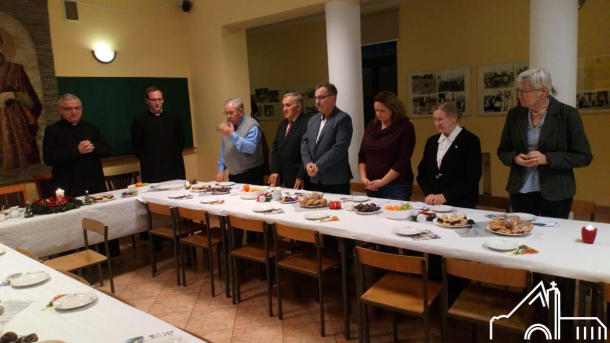 12 I 2020 – Opłatek Rad Parafialnych