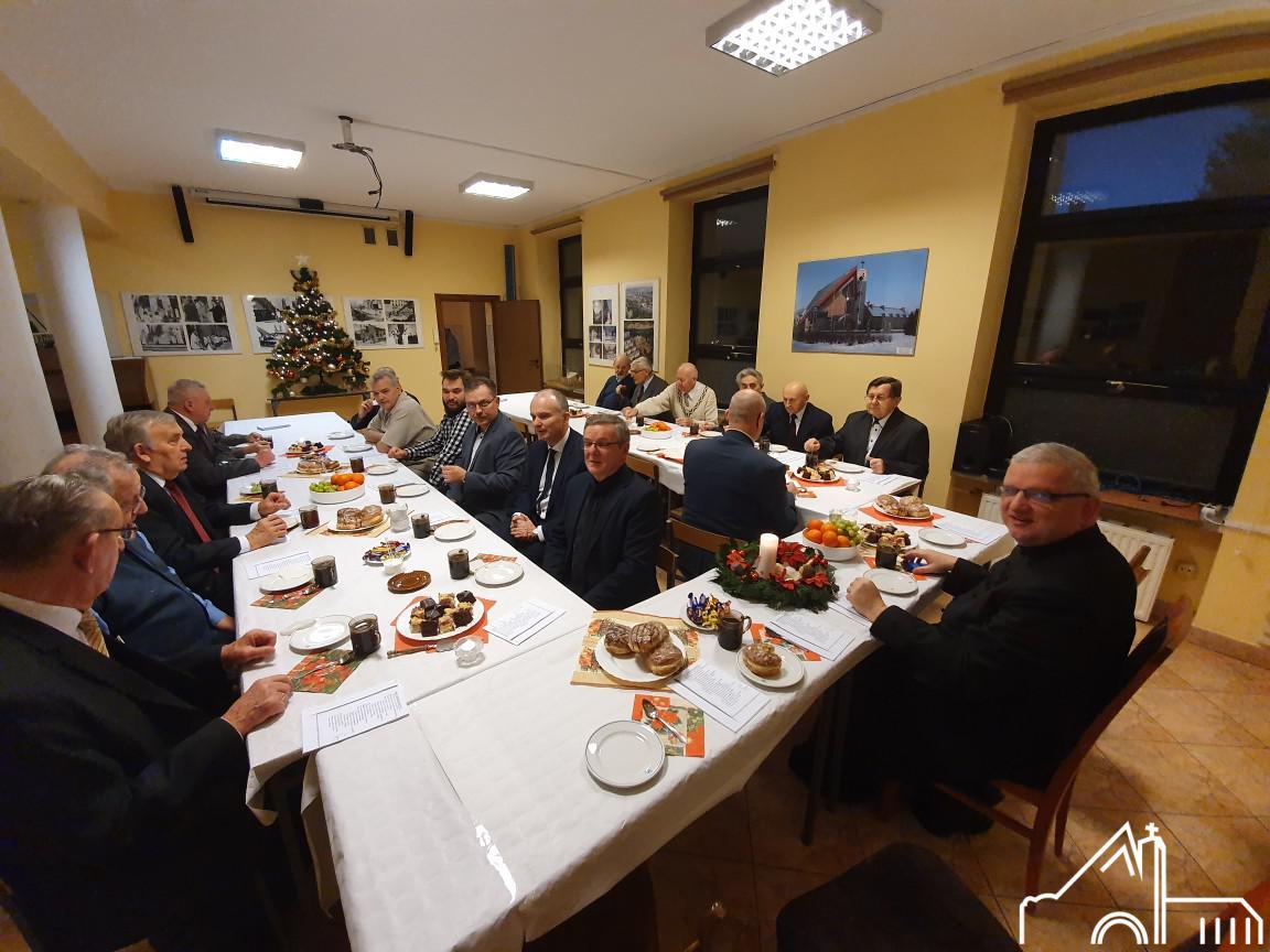 5 I 2020 – Spotkanie kolędowe szafarzy i budowlańców