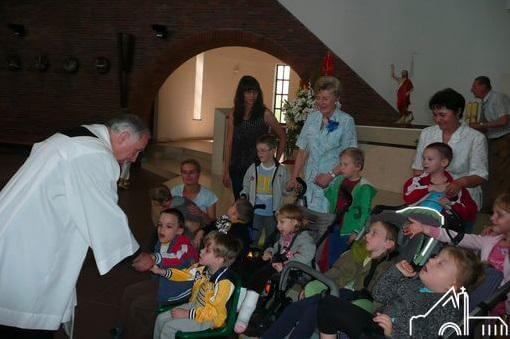 15 V 2012 – Przedszkole Bartek w naszej parafii