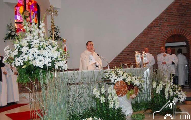 2012 – Sekundycje ks. Daniela Trocholepszego