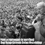 List Prymasa Polski przed beatyfikacją kard. Wyszyńskiego
