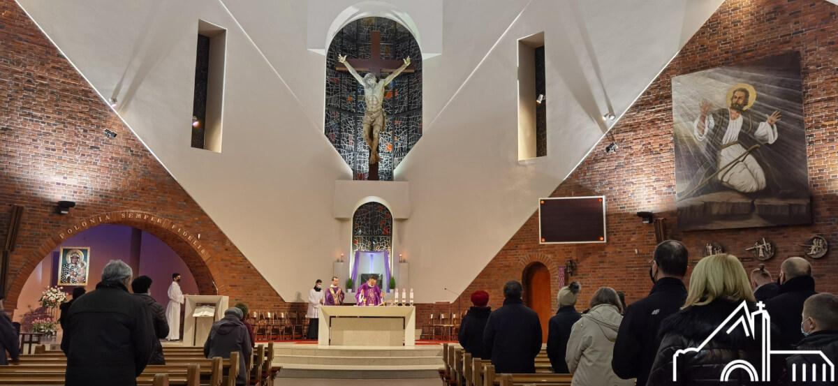 23 II 2021 – Kościół stacyjny