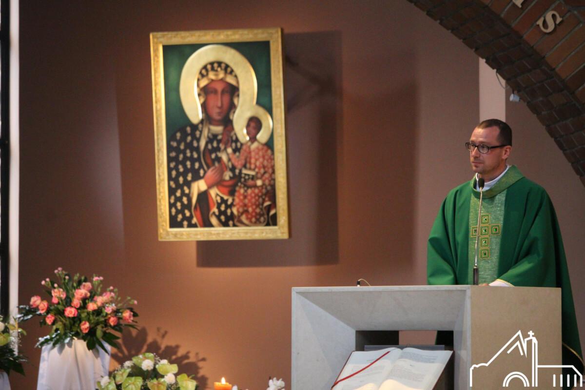 06 VI 2021 Msza Święta Prymicyjna  Księdza Denisa Sikorskiego