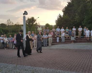 20 VI 2019 – XXIV Spotkanie Modlitewne pod Krzyżem Papieskim